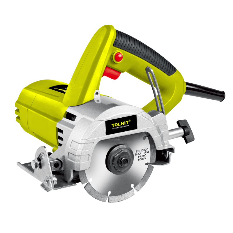 TOLHIT 1400w 110mm marble saw cutter