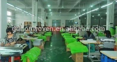 Eco-friendly nonwoven fabric