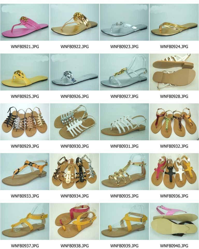 ladies sandals (sandals, thongs, slippers, flip flops, clogs, flats, flat shoes, womens sandals, sho