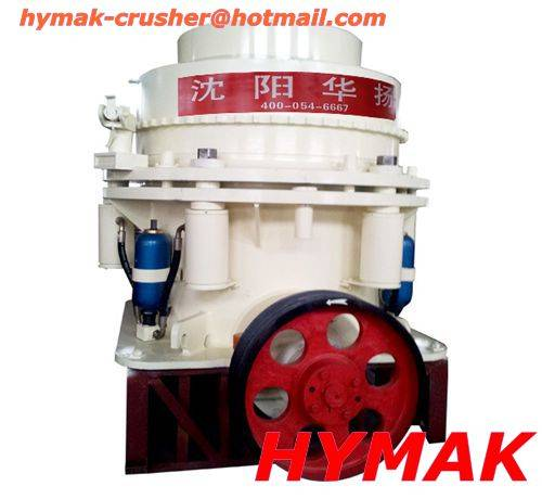 hydraulic cone crushers use in iran---hymak crusher