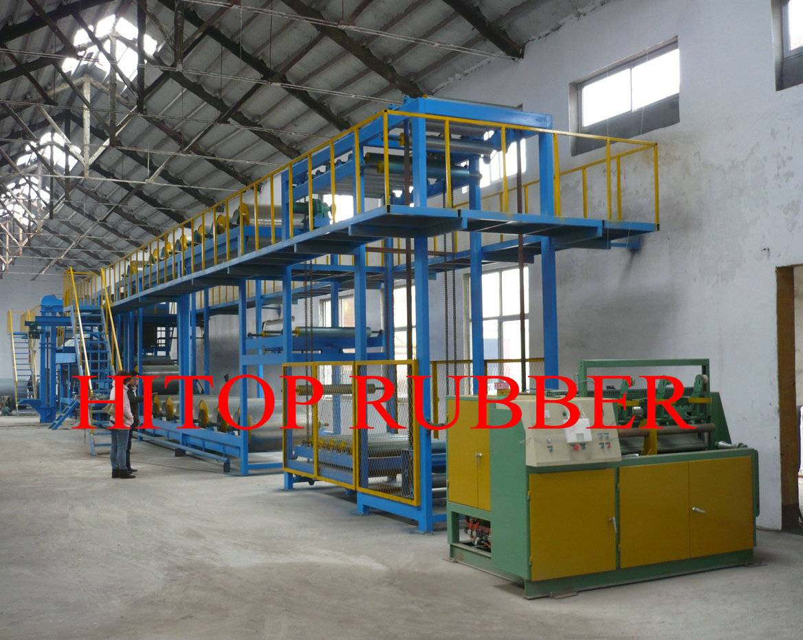 bitumen waterproof memnrane machine