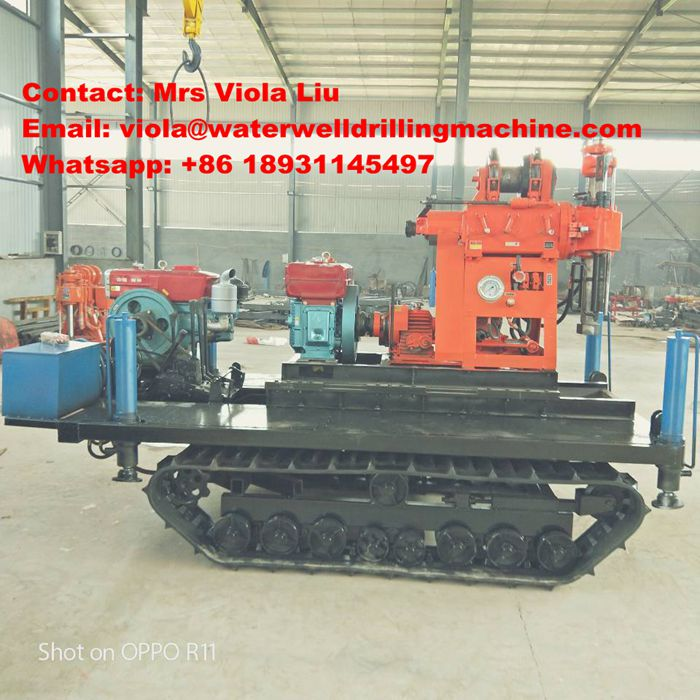 On Sale Geological Drilling Rig for Soil Sample Collection