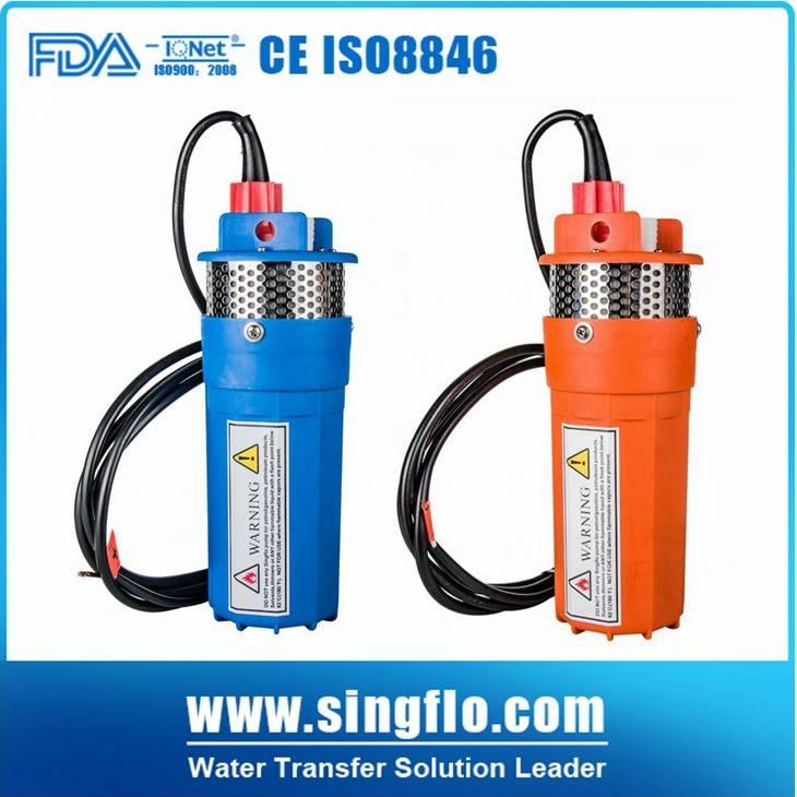 SIngflo solar pump controller for DC 12v 230feet solar deep well water pump