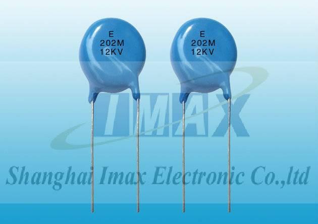 20KV 1000pf High Voltage Disc Ceramic Capacitors