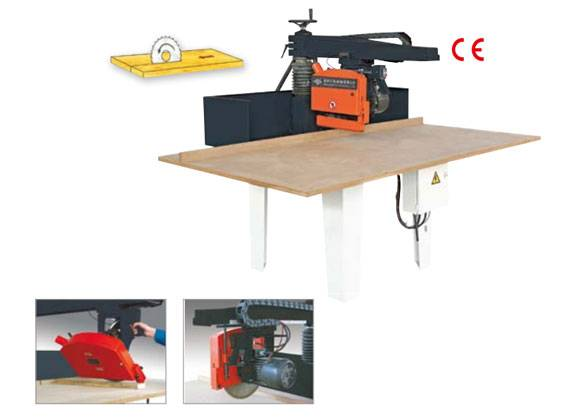 MJ223 Radial Arm Saw