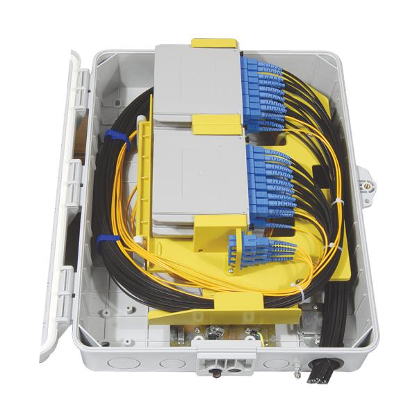 LW-OSB-32A FTTH Fiber Optic Terminal Box - 32 fibers splitting