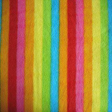 Multicolor Fleece Blankets