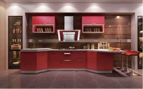 Milan,European artificial stone kitchen countertop cabinet morden style