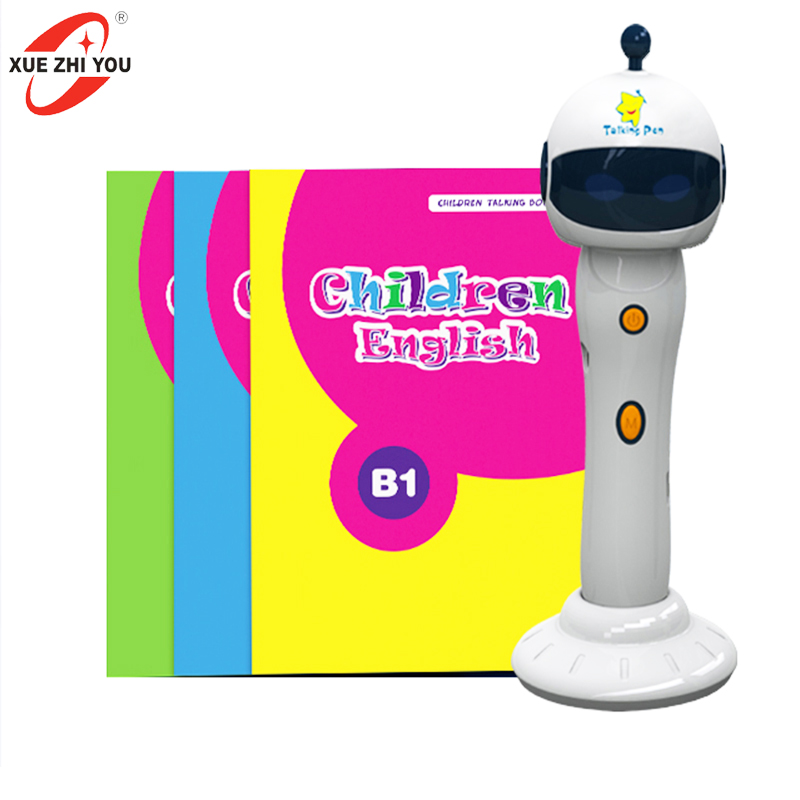 Multi-Languages Reading Toys for Kids Professional Learning Machine no Harm for Kids Talking Pen