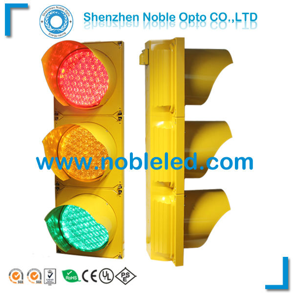 200mm solar led traffic signal lights in cheap price