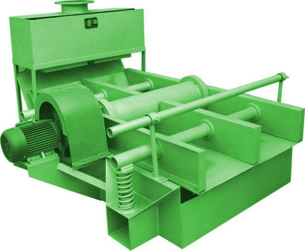Vibrating Screen for pulp paper making industry
