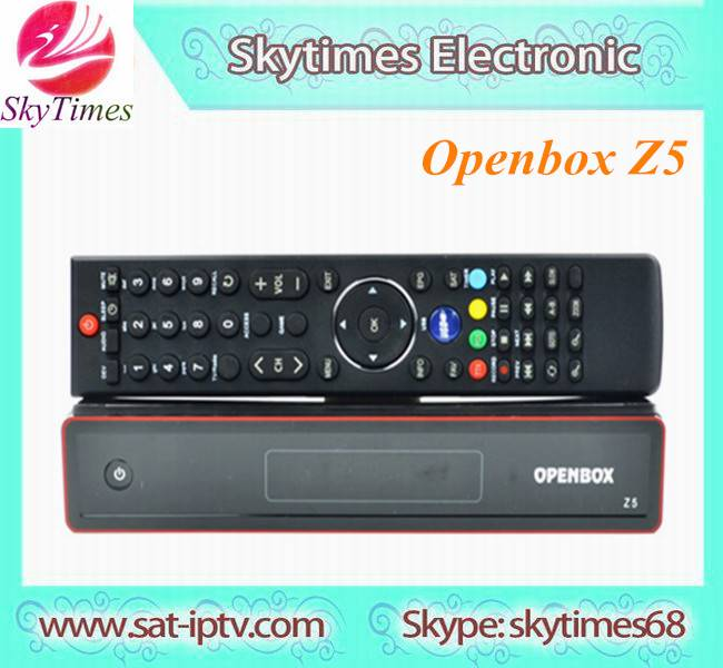 support 3G IPTV openbox Z5 HD original Openbox Z5 update from Openbox X5 Support Free IPTV, Youtube/