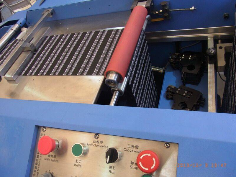 Hot Foil Stamping Machine For Nice ribbons