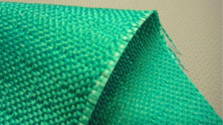 HPW600WLG Weave-Lock Fiberglass Cloths,Green