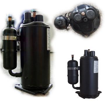 TECO R410a BLDC Compressor