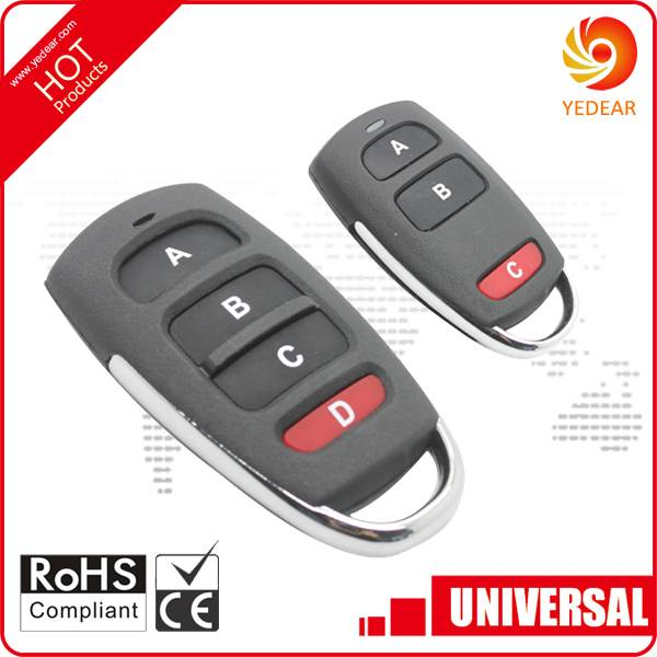 Yedear 315/433MHz Fixed Code Universal Remote Control YD046