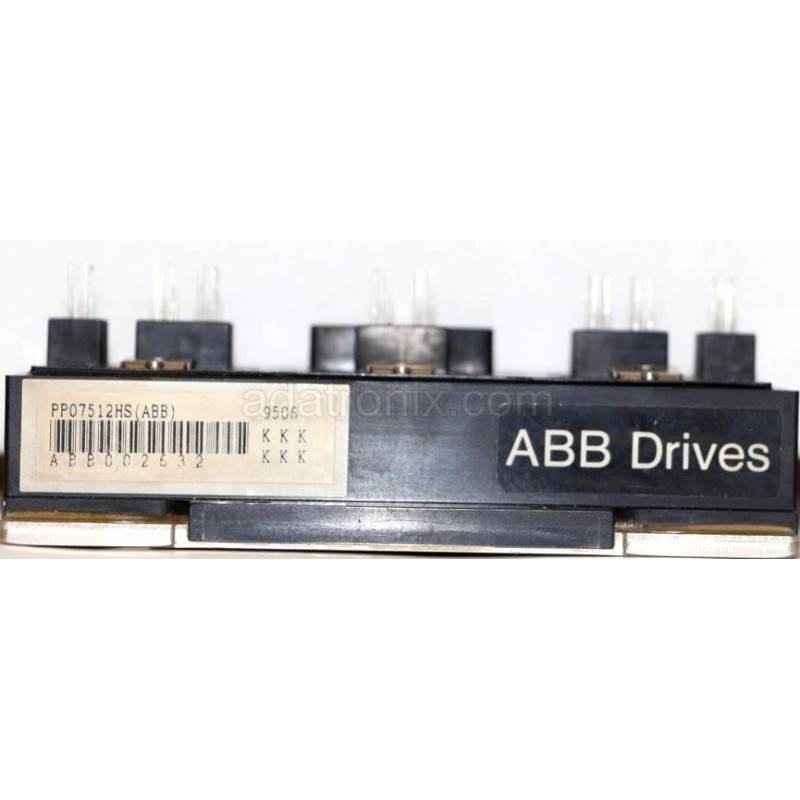 PP07512HS ABB POWER SEMICONDUCTOR MODULE
