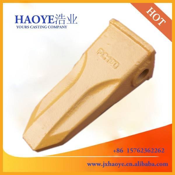 supply komatsu pc100 bucket tooth