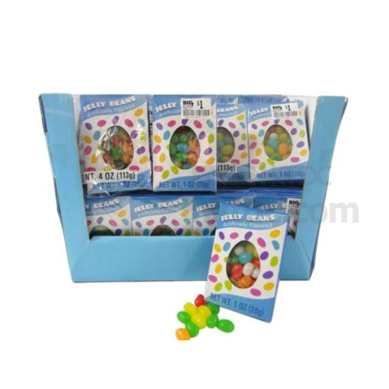 Jelly Bean in box