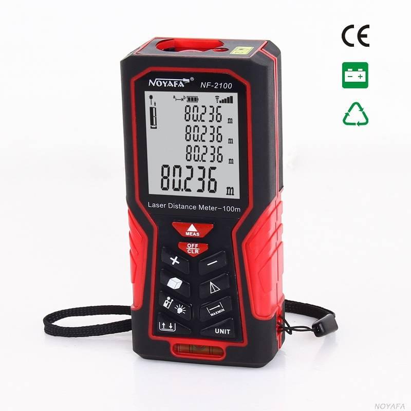 Laser distance meter 100m NF-2100