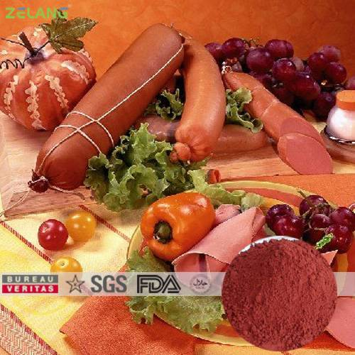 Natural Red Food Colorant Monascus Red