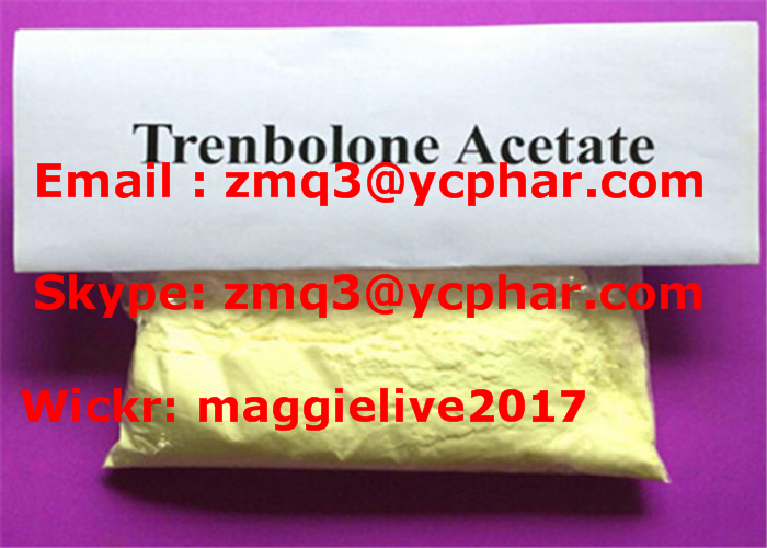 Oil Injections & Raw 99.9% Purity Trenbolone Acetate for Bodycharming