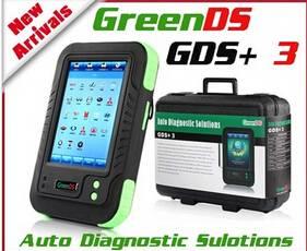 GreenDS universal automotive car diagnostic tool