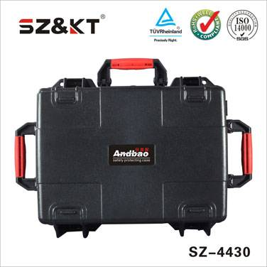 hard plastic military carrying tool case