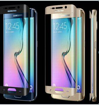 3D curved tempered glass screen protector for Galaxy S6
