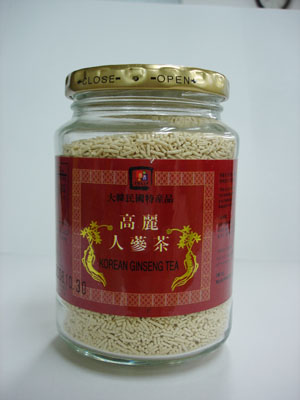 Korean Ginseng Tea (granule)