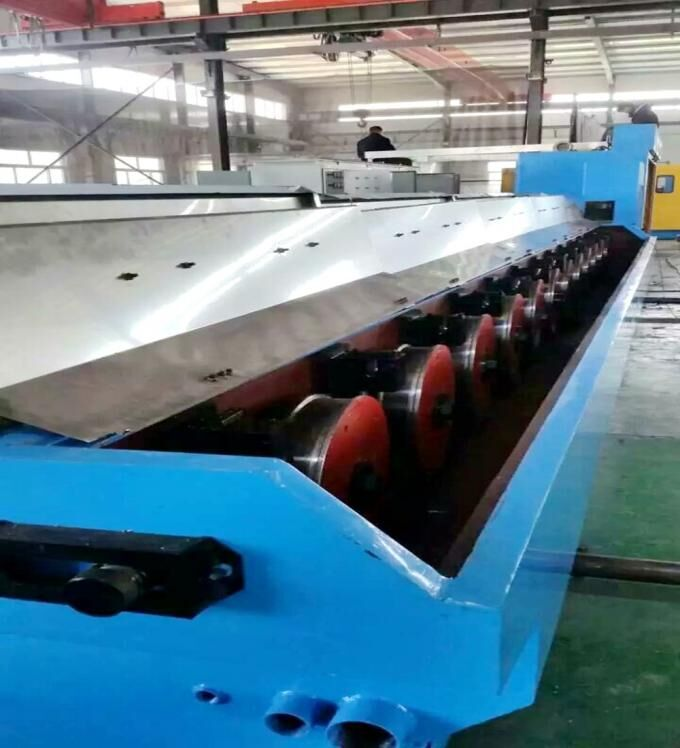 High Speed Copper Rod Wire Drawing Machine for Cable Production