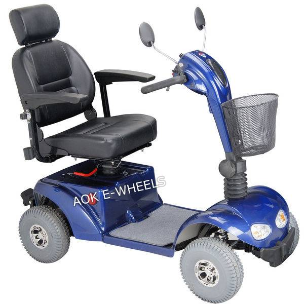 800W Taiwan Motor Disabled Scooter, Electric Moibility Scooter (MS-004)