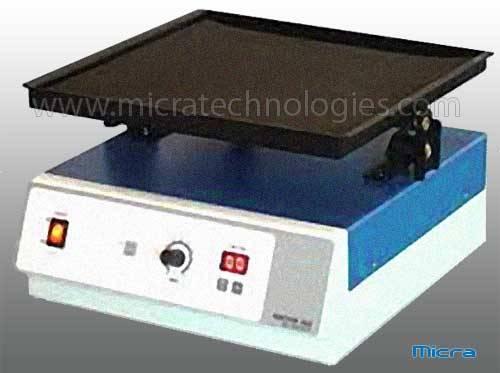 MITEC-885 Rocking Shaker Machine lab - Manufacturers suppliers in India