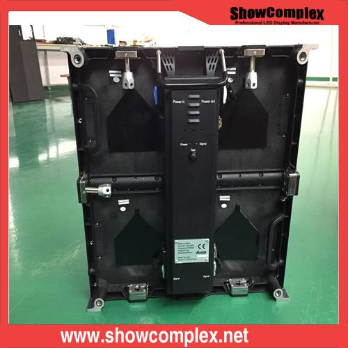 P4.81 Full Color HD Stage Rental Outdoor LED Screen