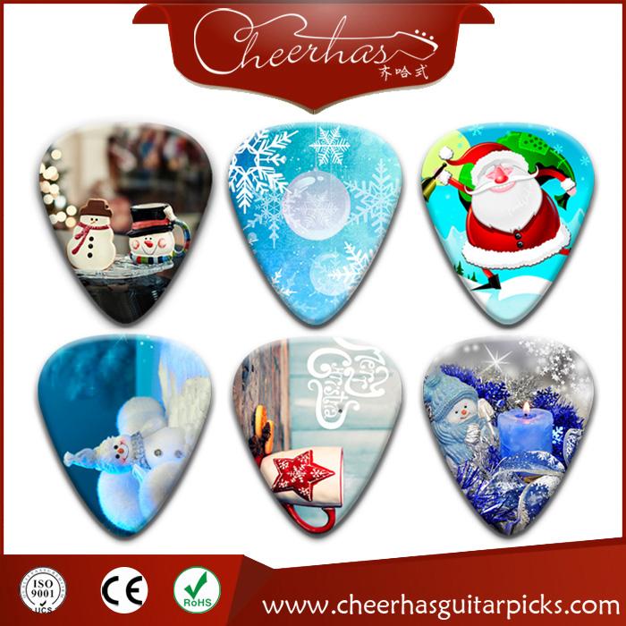 Christmas Guitar Picks