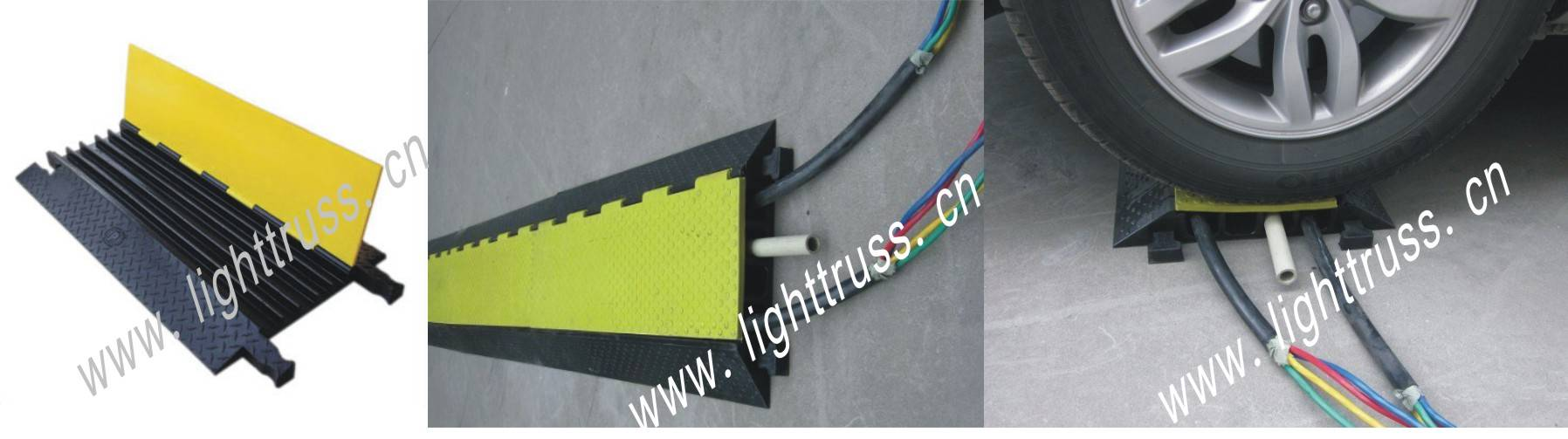 cable cross ramp / cable cross protector / cable cross bridge