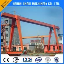 motor single girder gantry crane 1/2/5/8/10/15/20/50t
