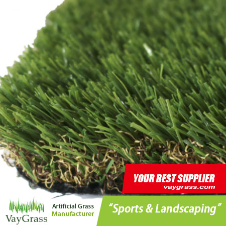 Durable Landscaping Playground Artificial Turf China