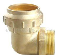 China Foundry brass casting fitting with cnc machining