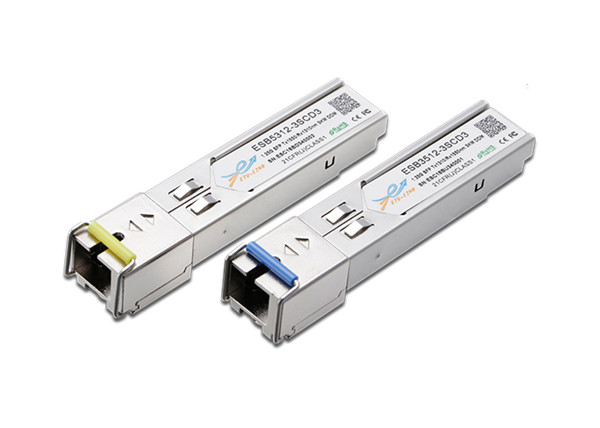 1.25G SFP Bi-Di 3KM SC Optical Transceiver