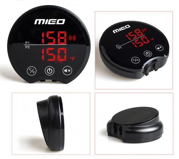 Meat BBQ Thermometer with TOUCH SCREEN