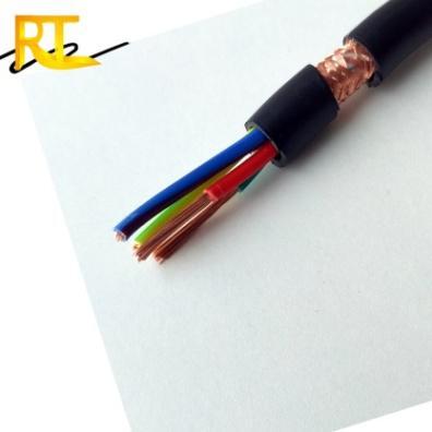 Copper Conductor Flexible Shielded Control Cable