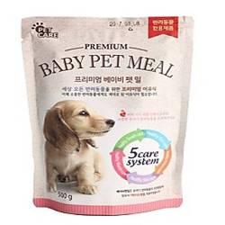 premium baby pet meal