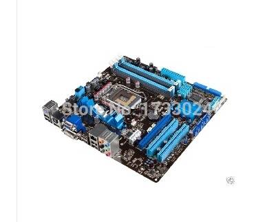 P7H55-M PRO SOCKET 1156 4x DDR3 8CH-AUDIO HDMI DESKTOP PC MOTHERBOARD