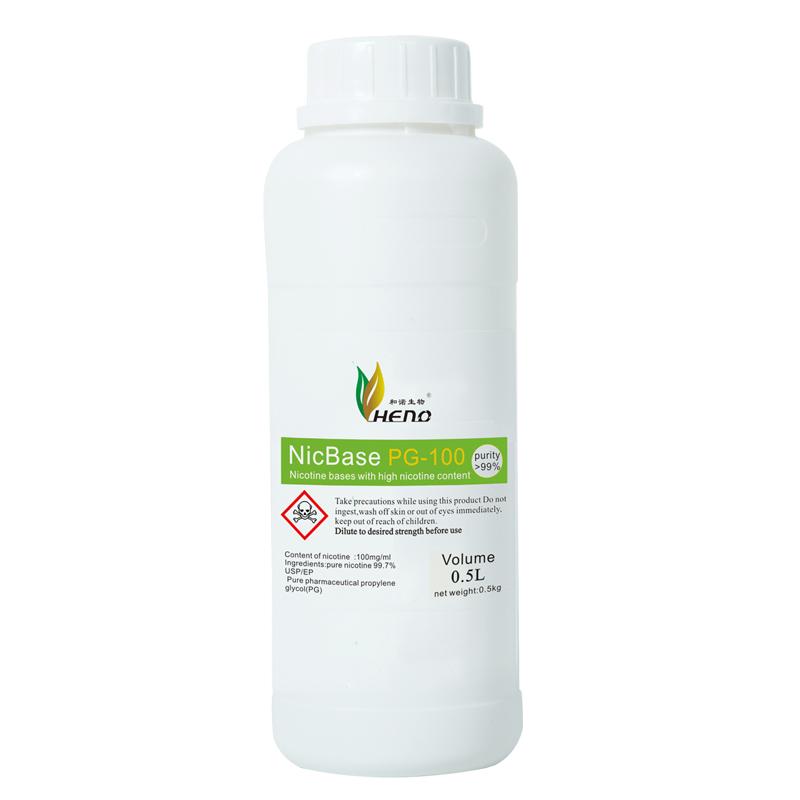 Nicbase Nicotine mixture (PG& VG)