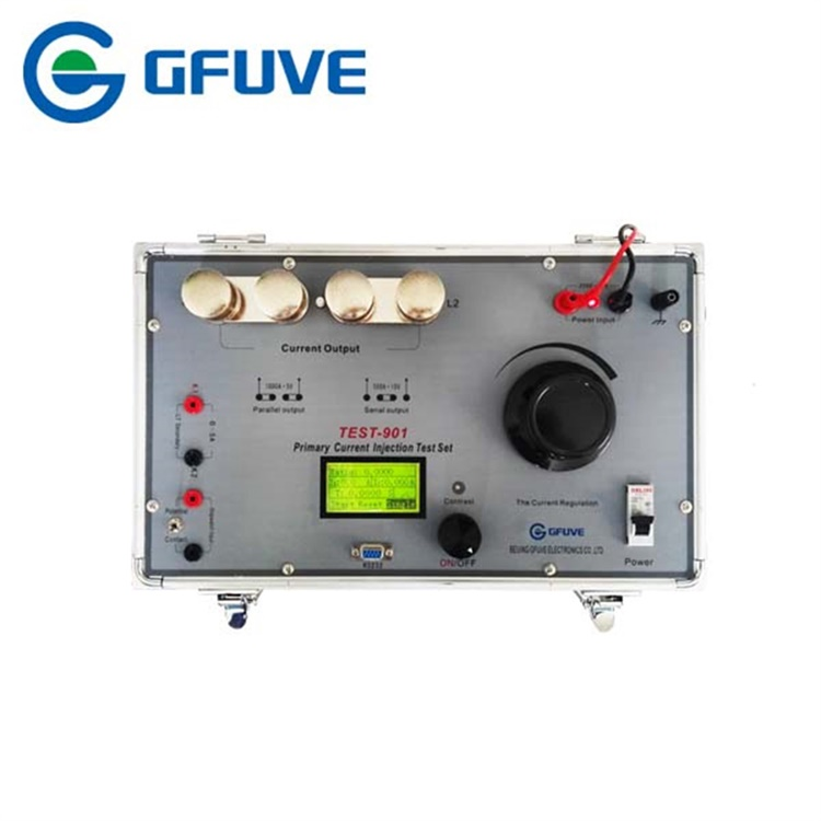 TEST-901 LARGE CURRENT 1000A PRIMARY CURRENT INJECTION TEST SET
