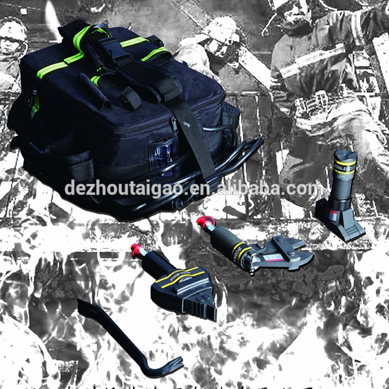 Backpacked Electric Breaking Tools Set