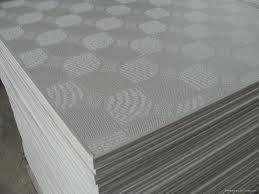 PVC gypsum ceiling tile/PVC gysum board