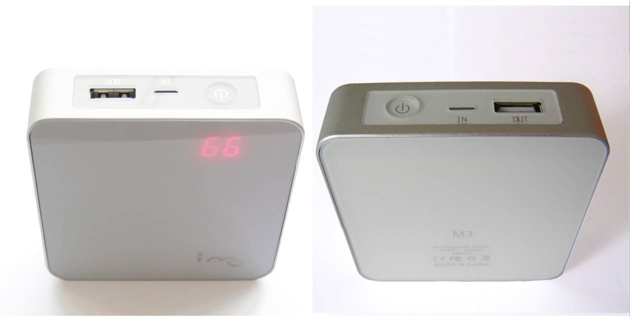 7800mAh Mobile Phone Power Bank, Portable Lithium Power