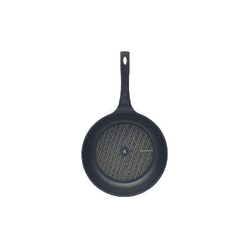 [KOMAN] Black Titanium Nano Coating Pan